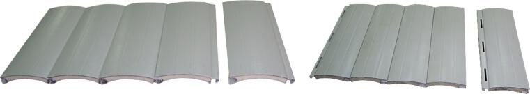 HZ-45欧式卷帘门设备